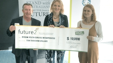 Future2 supports financial literacy programs