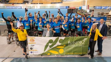 Financial planners set off on Future2 Wheel Classic and Hiking Challenge in Victoria