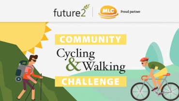 NEW: Join in the Future2 Community Cycling & Walking Challenge this November